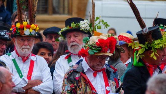 Folk celebrations UK